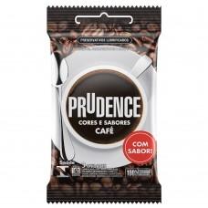 Preservativo Prudence Café 3und