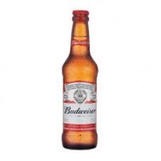 Cerveja Budweiser Long 343ml