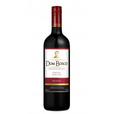 Vinho Tinto De Mesa Suave Dom Bosco 750ml