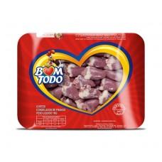 Coração de Frango Bom Todo Bandeija 1kg