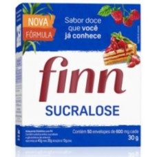 Adoçante em Pó Finn Sucralose 30g