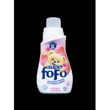 Amaciante Fofo Concentrado Cheirinho de Infância 500ml