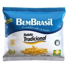 Batata Bem Brasil Palito Congelada 400g