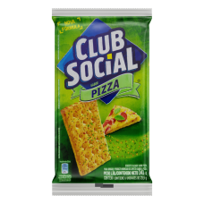 Biscoito Club Social Pizza 141g