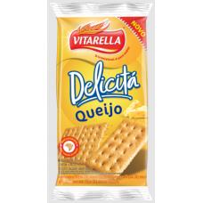 Biscoito Delicita Sabor Queijo Vitarella 138g