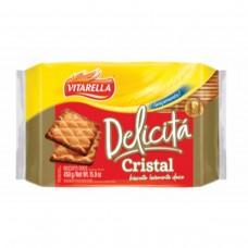 Biscoito Doce Vitarella Delicita Cristal 450g