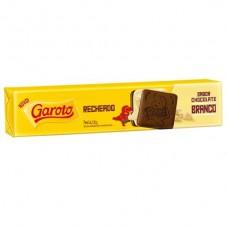 Biscoito Garoto Recheado Chocolate Branco 130g