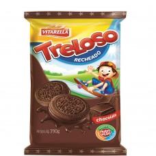 Biscoito Treloso Chocolate 390g