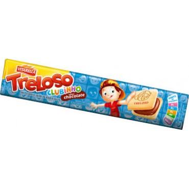 Biscoito Treloso Clubinho Chocolate 130g