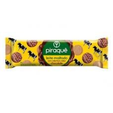 Biscoito de Leite Maltado Piraque 80g