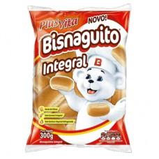 Pão Bisnaguito Plusvita Integral 300g