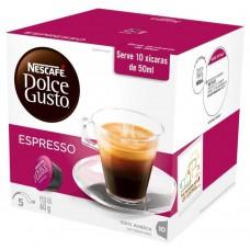 Capsula de Cafe Espresso Dolce Gusto 100g CX 10 und