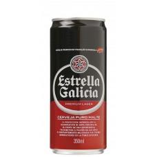 Cerveja Estrella Galicia Lata 350ml