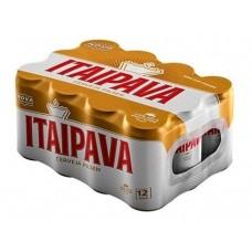 Cerveja Itaipava Lata 350ml Pack 12 Latas