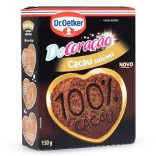 Chocolate em Pó Dr. Oetker 100% 150g