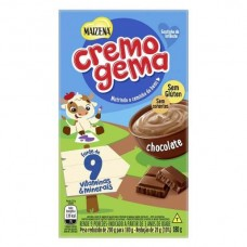 Cremogema Maizena Chocolate 180g