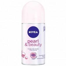 Desodorante Roll On Nivea Pearl  Beauty 50ml