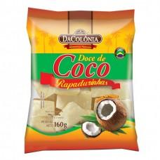 Doce de Coco Rapadurinhas Dacolonia 160g