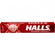 Drops Halls Morango 28g