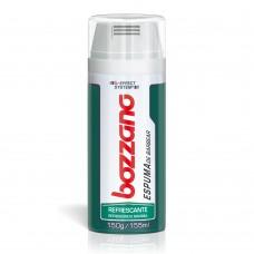 Espuma de Barbear Bozzano Refrescante 200ml