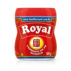 Fermento em Pó Químico Royal 100g