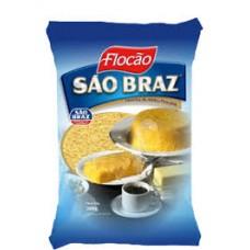 Flocão de Milho São Braz Tradicional 500g