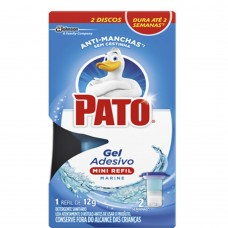 Gel Adesivo Pato Marine Refil 2 Discos