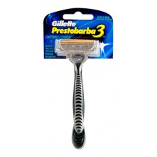 Gillette Prestorbarba 3 1und.
