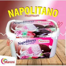 Sorvete Mareni Napolitano 2L
