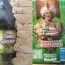 Kit Guaraná do Amazonas 750g