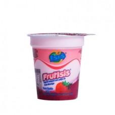 Iogurte Com Polpa de Morango frutIsis 150g