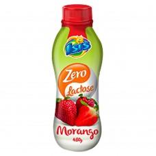 Iogurte Isis Morango Zero Lactose 480g