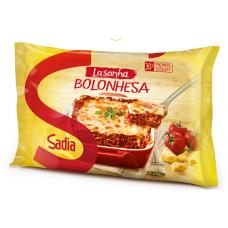 Lasanha Bolonhesa Sadia 350g
