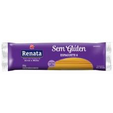 Macarrão Espaguete Sem Gluten Renata 500g
