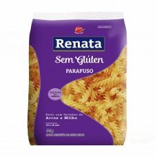 Macarrão Parafuso Sem Gluten Renata 500g