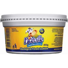 Manteiga Com Sal Natville 200g