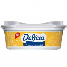 Margarina Cremosa com Sal Delícia 250g