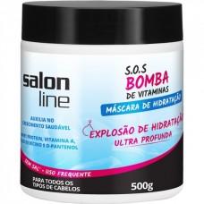Mascara Salon Line Explosão de Hidratação 500g