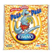 Milho de Pipoca Kimimo 500g