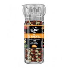 Mix de Pimentas Com Moedor Maker 50g