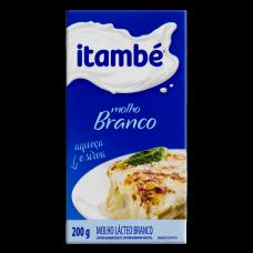 Molho Branco Itambé Caixa 200g