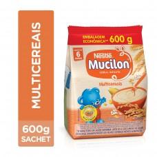 Mucilon Multicereais Nestlé Sache 600g