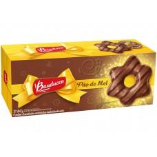 Pão de Mel Bauducco com Cobertura de Chocolate ao Leite 240g
