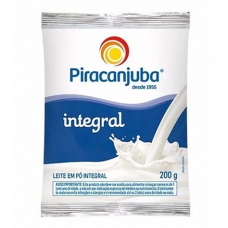 Leite em Pó Integral Piracanjuba 200g