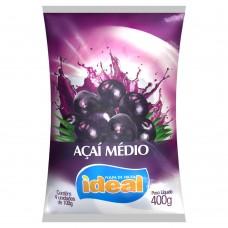 Polpa Ideal Açaí Medio 400g