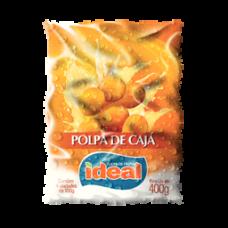 Polpa Ideal Cajá 400g