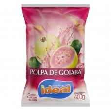 Polpa Ideal Goiaba 400g