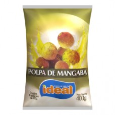 Polpa de Fruta Ideal Mangaba 400g