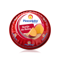 Queijo do Reino Piracanjuba Lata 1kg