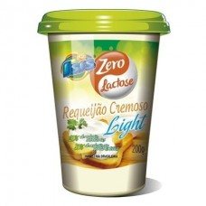 Requeijão Zero Lactose Isis 200g